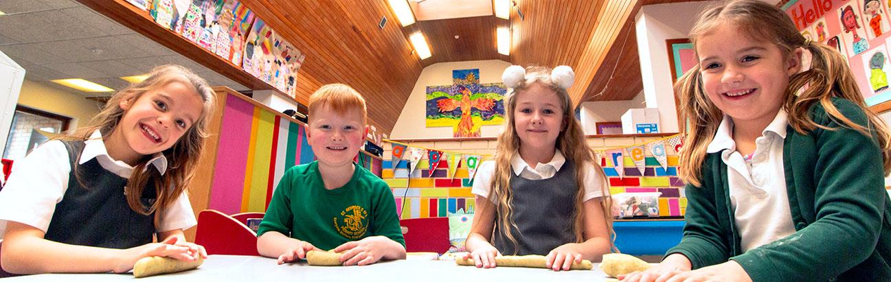 St George's C of E Primary School and Nursery